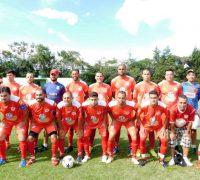 Equipe do Ypiranga Futebol Clube.