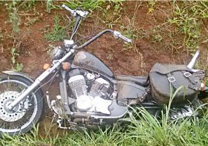 Motociclista fica gravemente ferido na BR 277 em Palmeira