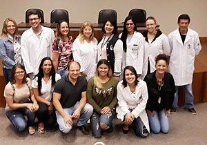 """Equipe da Saúde visita """"Melhor em Casa"""" com objetivo de desenvolver programa no município"""