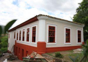 Com reforma, Museu Histórico de Palmeira contará com novos espaços