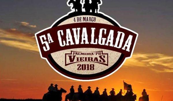 Em março acontece a 5ª Cavalgada de Vieiras