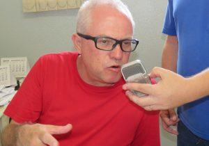 Delegado comenta morte em Pinheiral de Cima