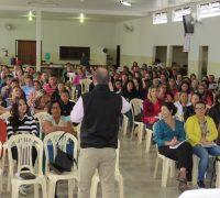 O encontro ocorreu no último sábado (17)no Salão Paroquial