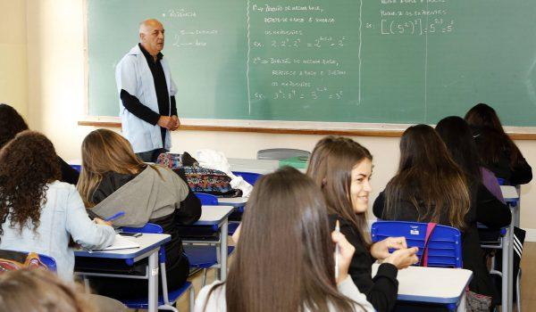 Aulas das escolas estaduais iniciam na próxima segunda-feira
