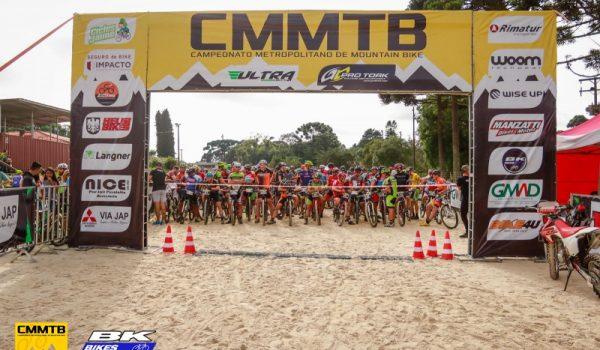 Ciclistas Palmeirenses conquistam resultados expressivos em Campeonato Metropolitano de Mountain Bike CMMTB