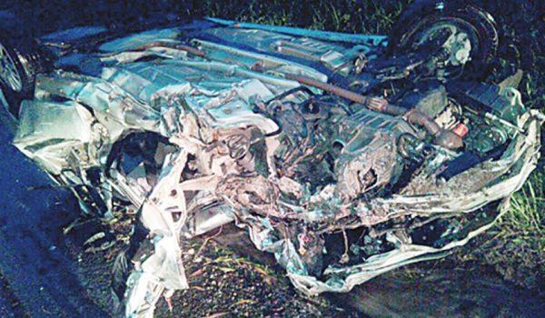 Acidente tira a vida de motorista na PR 151, em Pinheiral de Cima