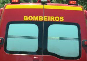 Bombeiros atenderam quatro ocorrências no domingo (16)