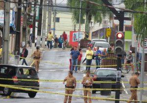 Indivíduos assaltam três agências bancárias de Palmeira