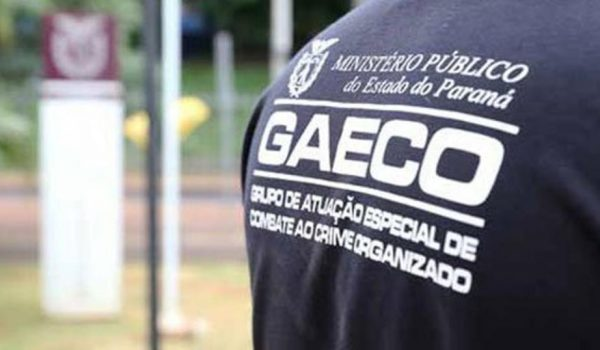 Gaeco cumpre mandados de busca e apreensão em três cidades, em ação que investiga peculato
