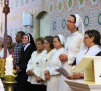 Equipe de liturgia.