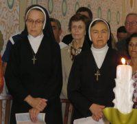 Irmãs Monica e Maria José.