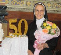 Irmã Monica Spilla.