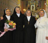 Irmas:Maria José, Beatriz, Leonilda e Catarina.