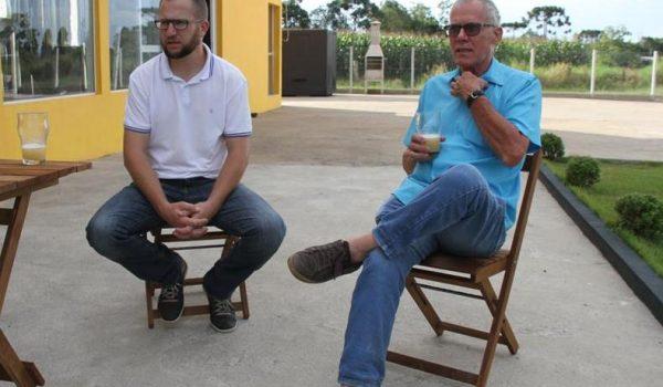 Mestres cervejeiros palmeirenses aceitam desafio e irão criar bebida para o bicentenário do município