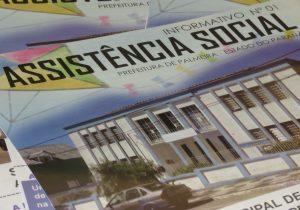 Secretaria de Assistência Social lança Boletim Informativo