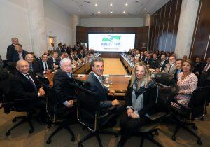 Beto Richa anuncia saída do Governo do Paraná
