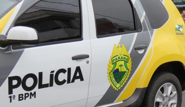 Polícia atende dois assaltos:Caminhoneiro em Witmarsum e panificadora no Rocio I
