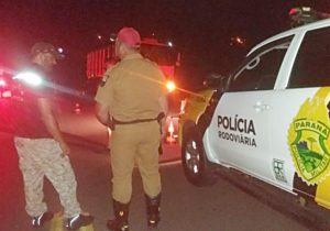 Homem morre em acidente na PR 151 em São João do Triunfo