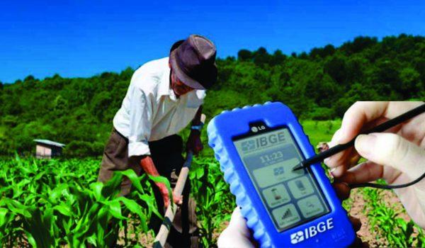 Com atraso  provocado pelas chuvas, Censo Agropecuário continua em cinco estados