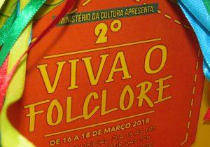 2º Viva o Folclore deste ano contará com 16 atrações
