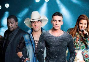 Alok, Raça Negra, Pedro Paulo e Alex e Maiara e Maraísa serão as atrações principais da Expo Palmeira