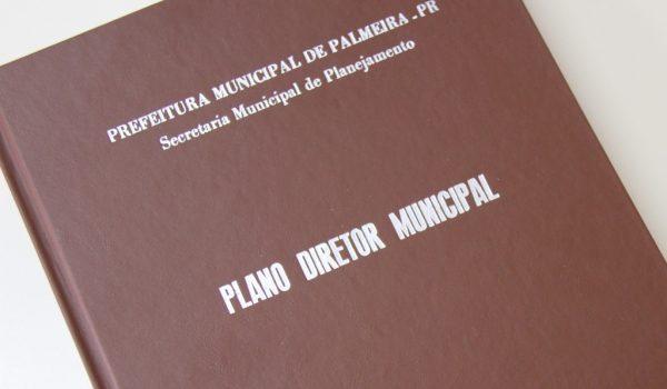 Plano Diretor será apresentado na Câmara Municipal nesta segunda (11)