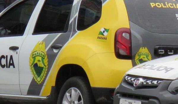 PM de Porto Amazonas encaminha homem com mandado de prisão em seu desfavor