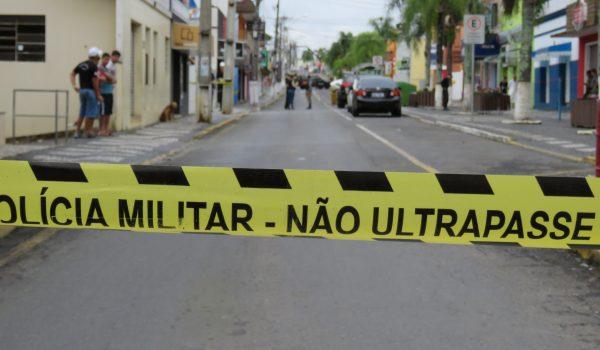 Um mês das explosões as agências bancárias em Palmeira