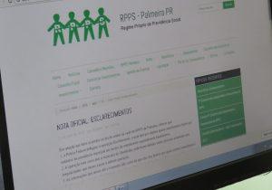 RPPS divulga nota de esclarecimento