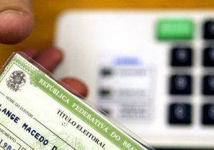 Fórum eleitoral divulga lista de eleitores que tiveram títulos cancelados por não realizarem revisão biométrica
