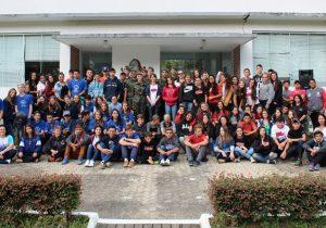 2ª Cia promove atividades comemorativas ao Dia do Exército Brasileiro
