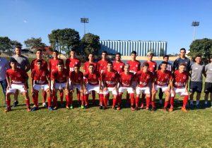 Ypiranga é derrotado em Guarapuava pela Taça Paraná