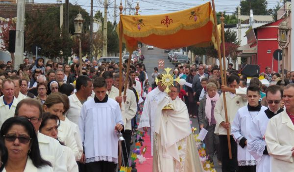 Corpus Christi Solidário 2018