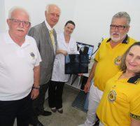Inauguração das instalações e dos equipamentos para mamografias e digitalização radiográfica na Santa Casa