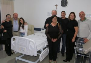 Santa Casa presta homenagem ao médico DR. Jorge Amin Bacila