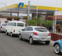 Gasolina é o combustível mais procurado nesta manhã de quarta-feira (23).