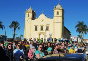 A maior manifestação popular que Palmeira já viu