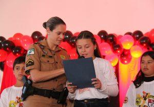 Proerd forma mais de 450 estudantes da rede municipal de ensino