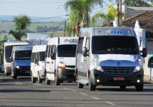 Vans de Palmeira também paralisam atividades