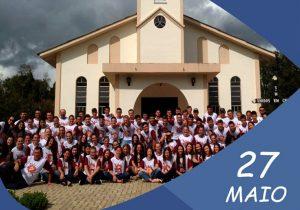 Pós Recomeçar será realizado neste domingo na Comunidade de Vieiras