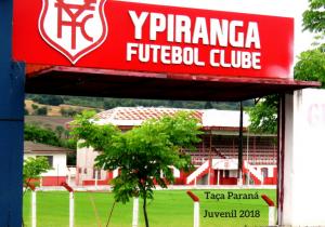 Ypranga joga em casa primeiro jogo da final da Taça Paraná