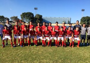 Ypiranga disputa em Guarapuava a final da Taça Paraná Juvenil