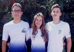 Idely, João Carlos e Luigi conquistam medalhas em Toledo
