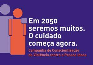 15 de junho marca o dia mundial de conscientização da  violência contra a pessoa idosa