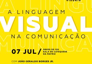 """Pascom promove palestra """"A linguagem visual na comunicação"""""""