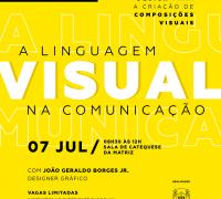 A palestra acontecerá no dia 07 de julho. Mais informações no expediente paroquial.