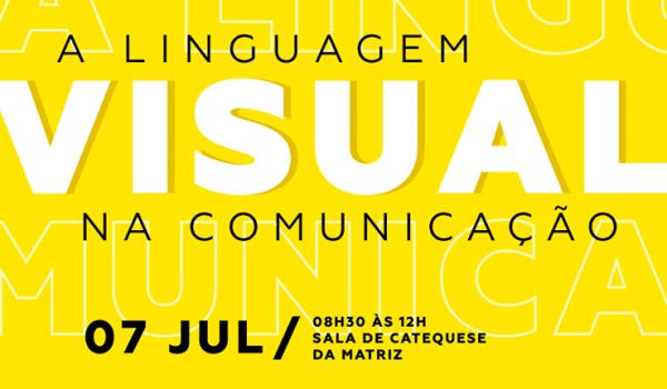 """Inscrições para palestra """"linguagem visual na comunicação"""" encerram nesta quinta-feira (05)"""