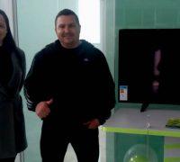 Ricardo Finco (Italiano)foi premiado com  uma Smart TV 43 polegadas.
