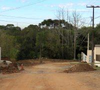 A Obra de pavimentação asfáltica não vai encontrar com a Rua XV de Novembro