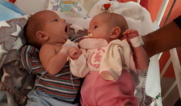 Quadro de saúde de bebê transferida para Angelina Caron apresenta melhoras